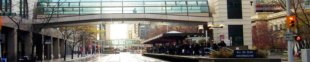 4th Street Southwest LRT station